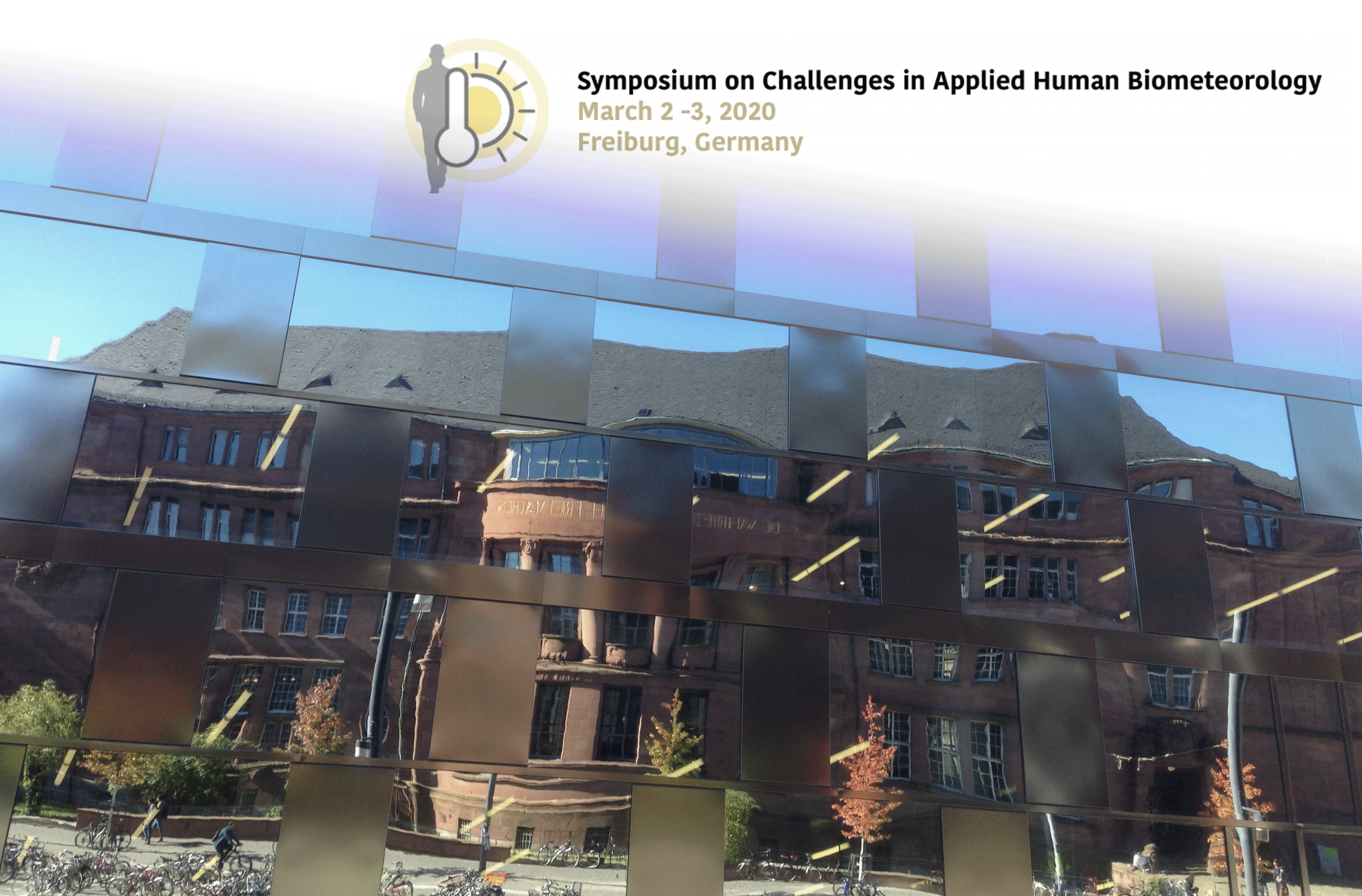 Symposium Symposium on Challenges in applied human Biometeorology